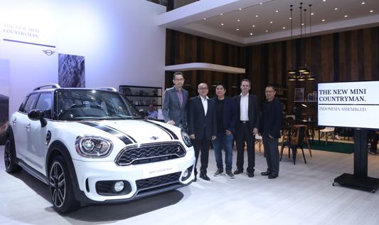 MINI INDONESIA PROVES ITS COMMITMENT TO INDONESIAN CUSTOMERS.